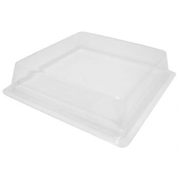 "PERSPEX ROOFLIGHT 12 X 12"" CLEAR"